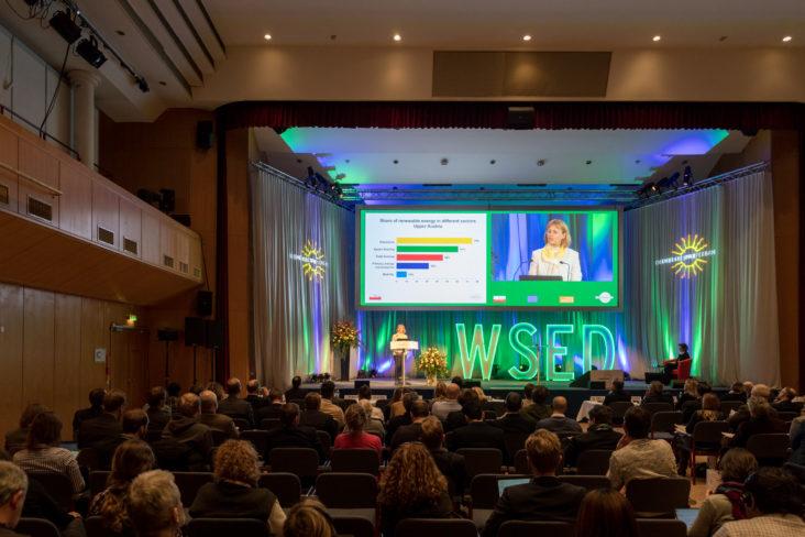 World Sustainable Energy Days 2018